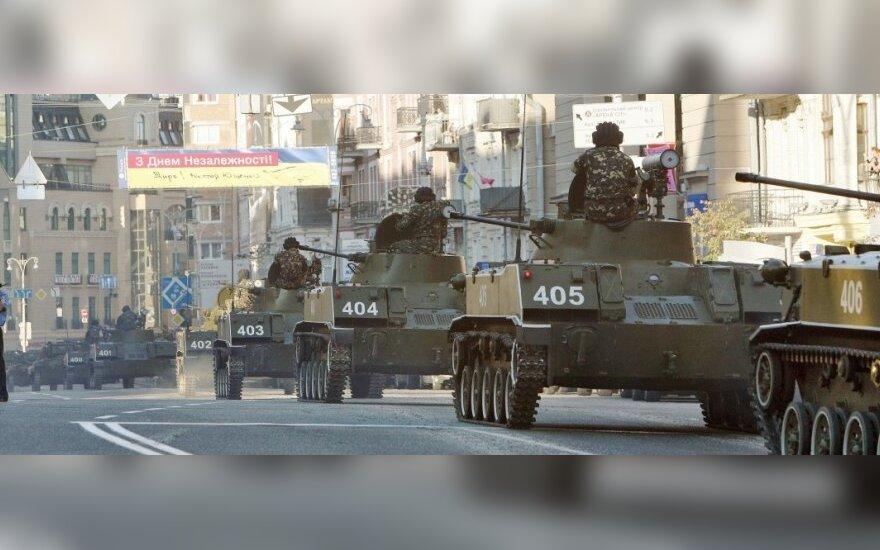 Министр обороны Украины объявил о нейтралитете армии