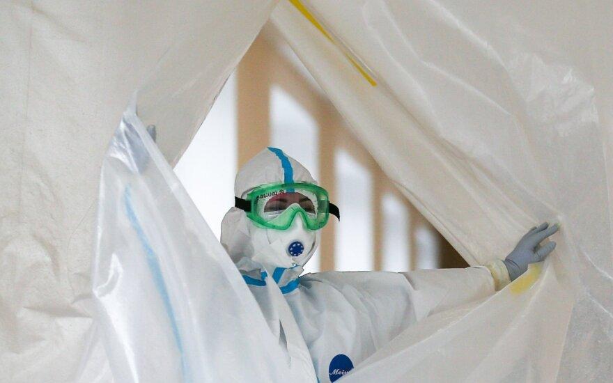Число случаев коронавируса в России превысило 350 тысяч