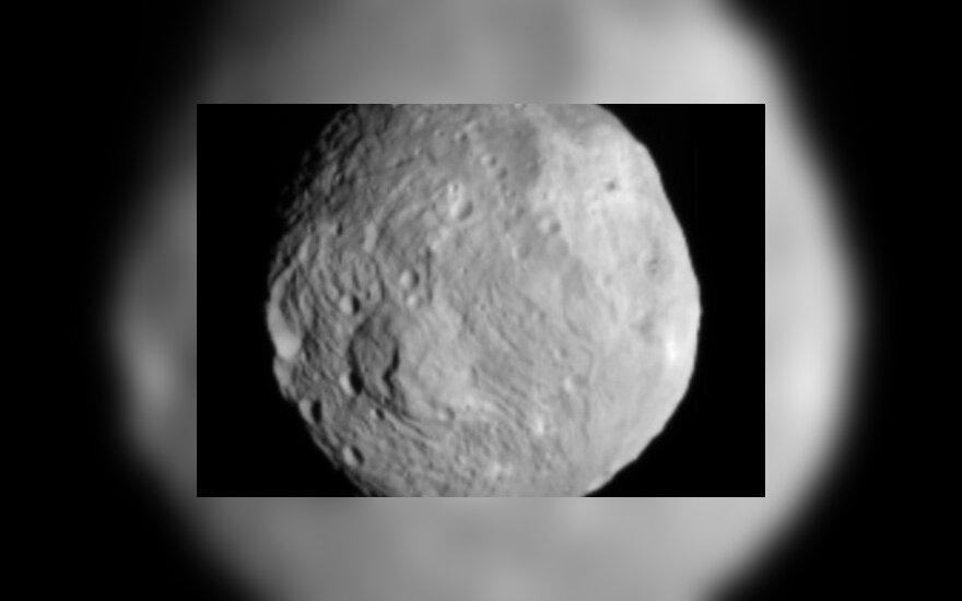 Астероид Веста — несостоявшаяся планета Солнечной системы