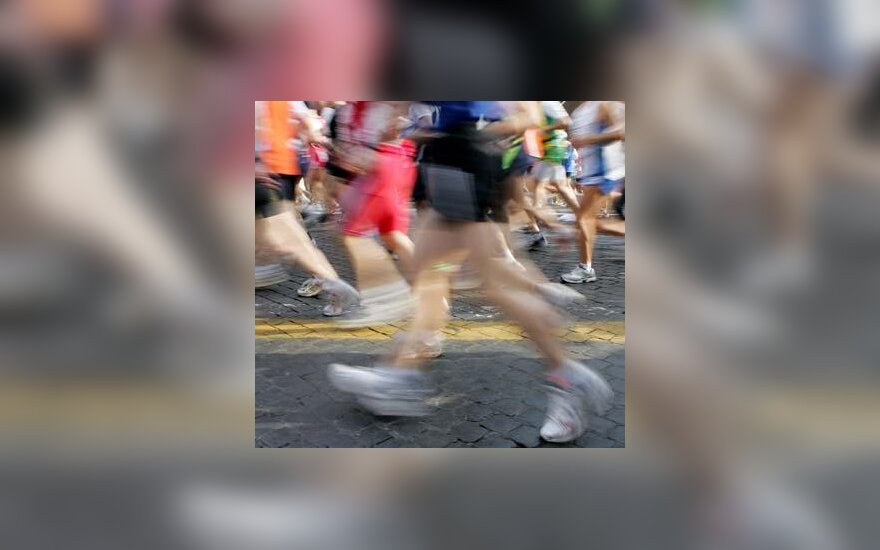 Bėgimas, maratonas