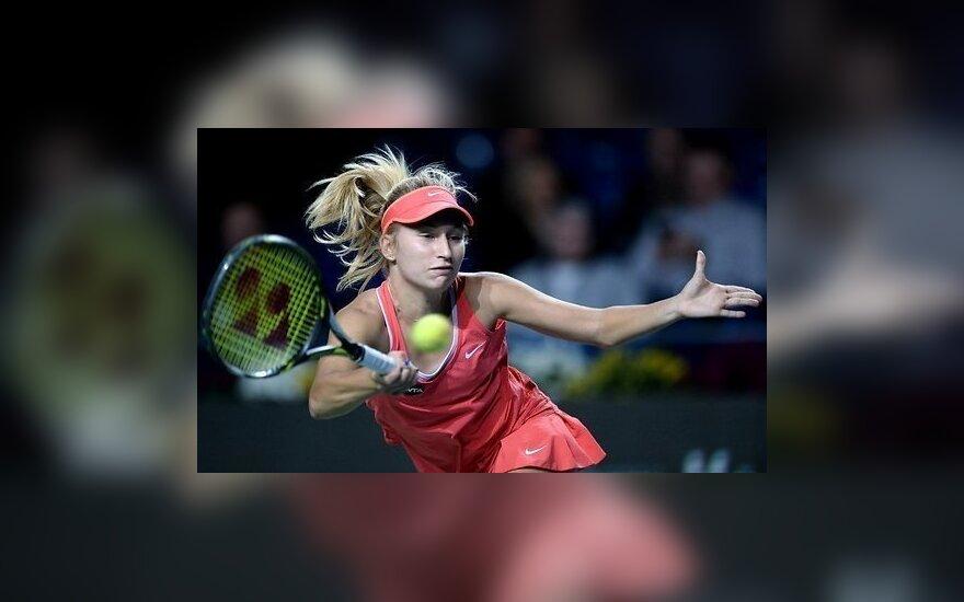 """Ставшую австралийкой Гаврилову, WTA назвала """"Восходящей звездой года"""""""