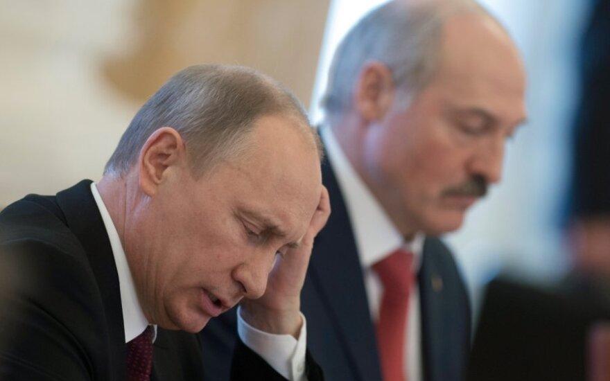 Путин: первый блок АЭС в Беларуси Россия построит уже в 2018 году