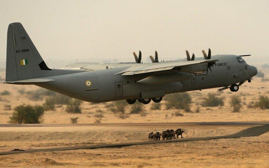 Indijos karinių oro pajėgų lėktuvas