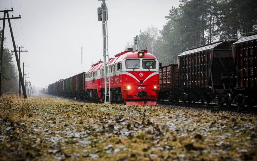 Доходы Литовских железных дорог в этом году снизились
