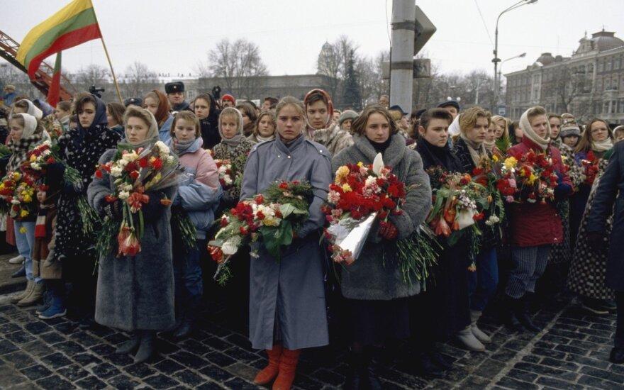 Константин Эггерт. Язов и коммунизм перед судом в Вильнюсе