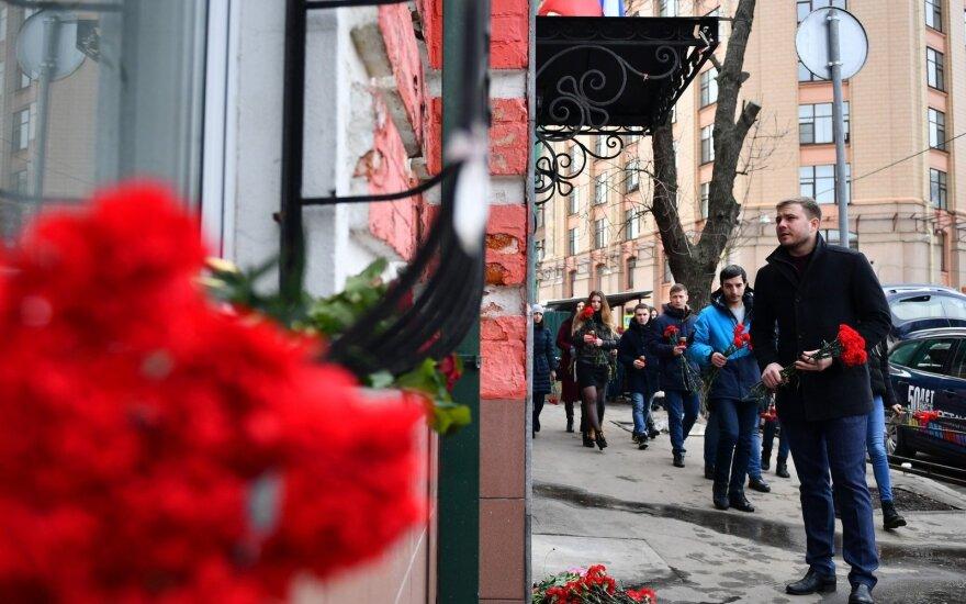 """В Кемерово из-за трагедии в """"Зимней вишне"""" отменили первомайские акции"""