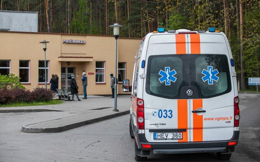 За минувшие сутки в Литве подтвержден один случай коронавируса