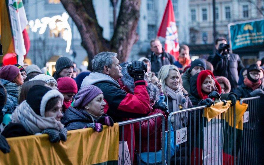 Опрос: для жителей Литвы деньги – не главное