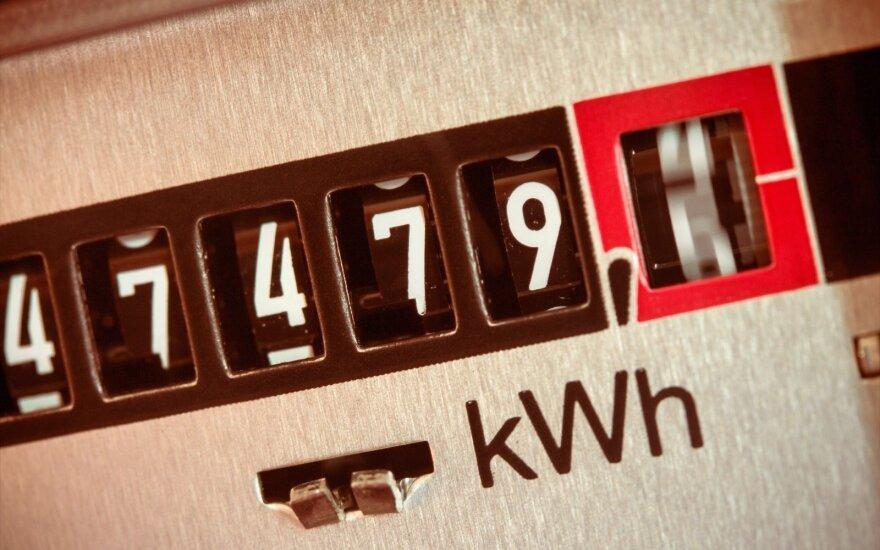 Из-за теплой и безветренной погоды повысилась цена на электроэнергию в Литве
