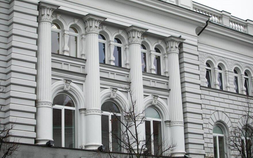 За здание центрального почтамта Вильнюса предложено более 11 млн. евро
