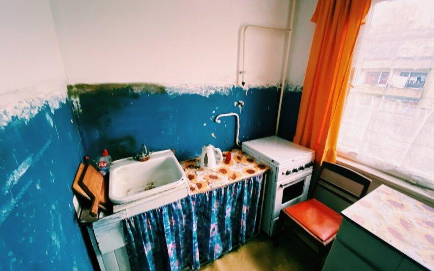 Самые дешевые квартиры в Литве никого не привлекают