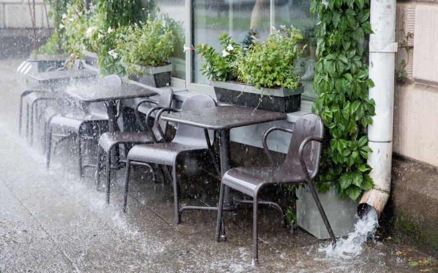 Погода: ждут впечатляющие контрасты - после дождей ситуация изменится