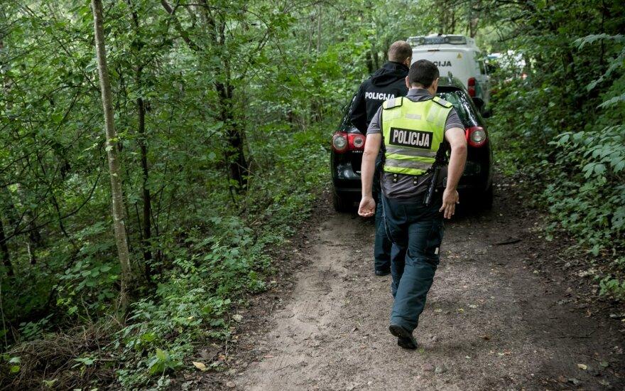 В Вильнюсе обнаружено тело убитой женщины