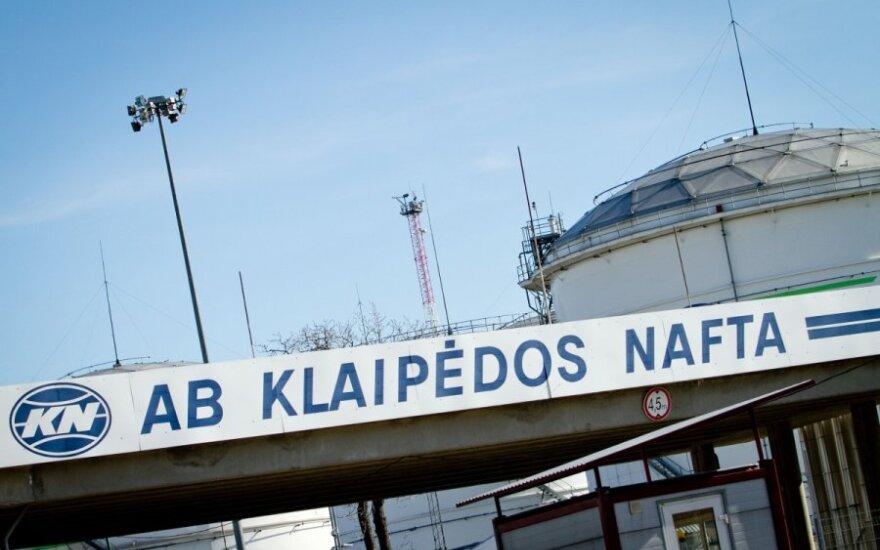 Белорусская БНК впервые экспортировала дизтопливо через Klaipedos nafta