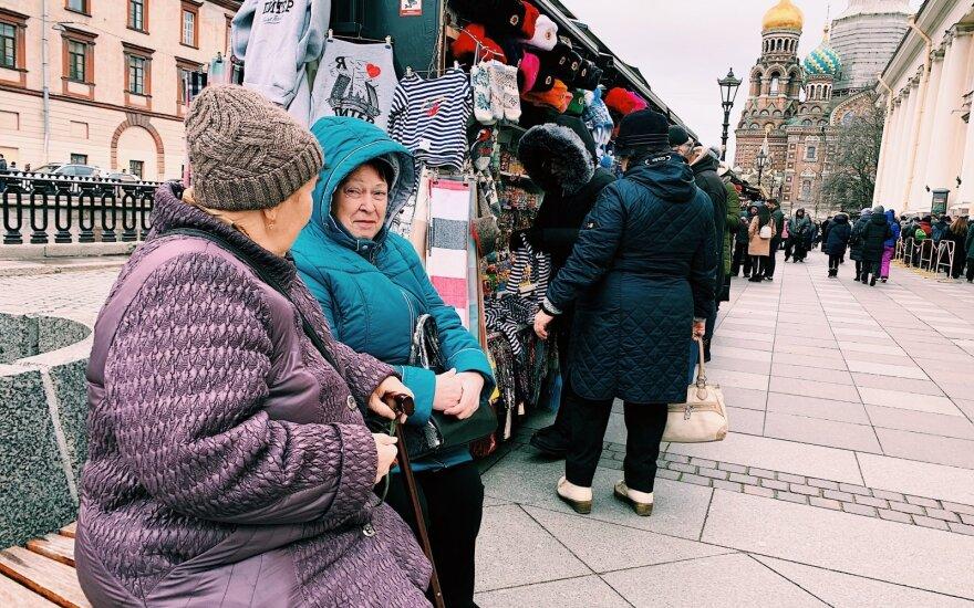Kelionė Sankt Peterburge