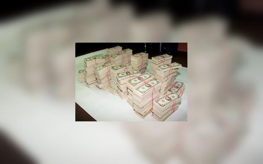 Pinigai, doleriai