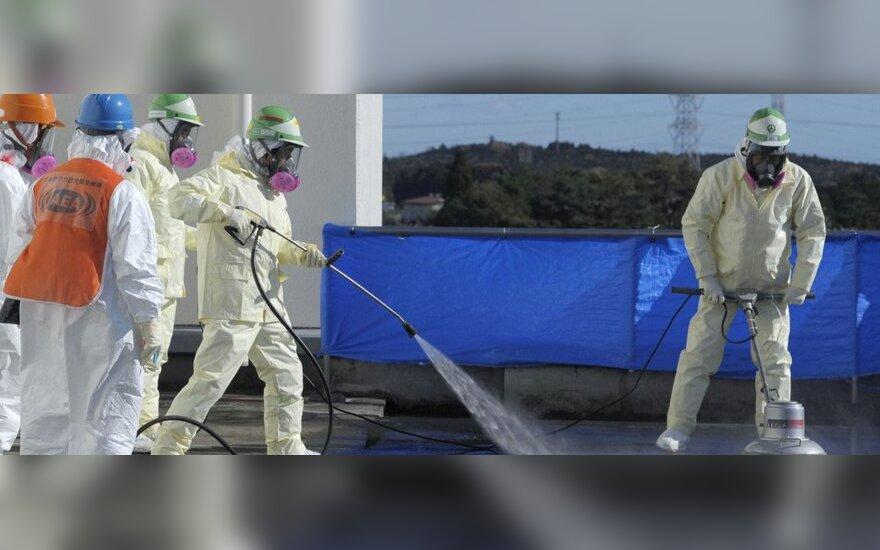 """Япония перезапустила первую АЭС после аварии на """"Фукусиме"""""""