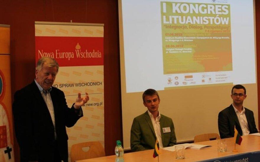 Kongres Lituanistów we Wrocławiu, fot. Jacek Kachel