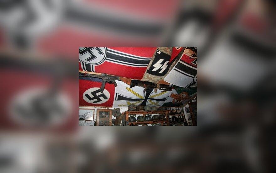 Vėliava, nacionalsocialistai, nacistai