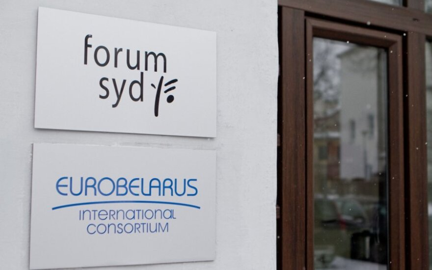 """В Вильнюсе открылся офис организаций """"ЕвроБеларусь"""" и """"Форум Сюд"""""""