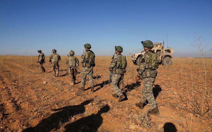 Глава МИД Литвы: после ухода США влияние в Сирии перейдёт к России
