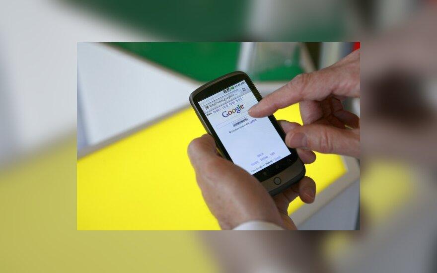 Google представил свой первый телефон