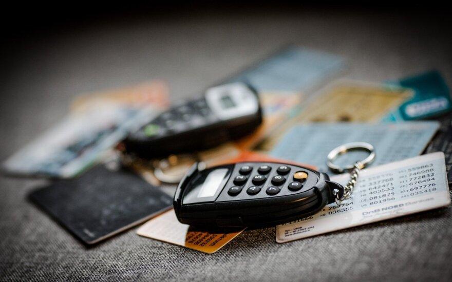 Решено: Налоговая инспекция будет проверять счета жителей Литвы