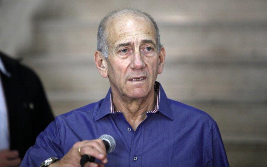 Ehudas Olmertas