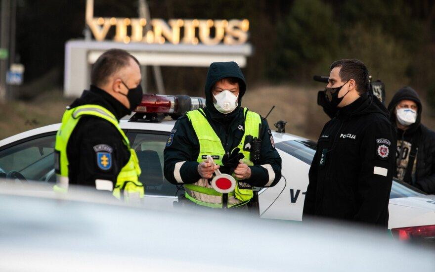 Литва: Вильнюс намерен блокировать больше 30 въездов в город
