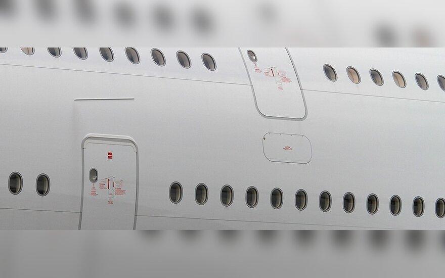 Airbus A319 не смог взлететь из-за перевеса мужчин