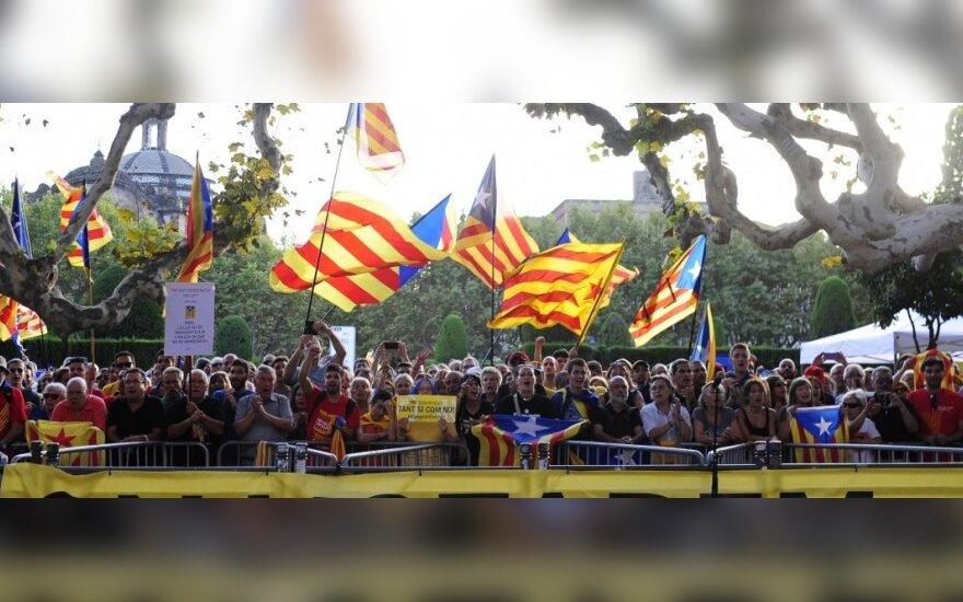 Мадрид пытается запретить референдум в Каталонии