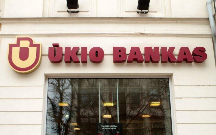Ukio bankas ищет советников, которые помогли бы продать имущество