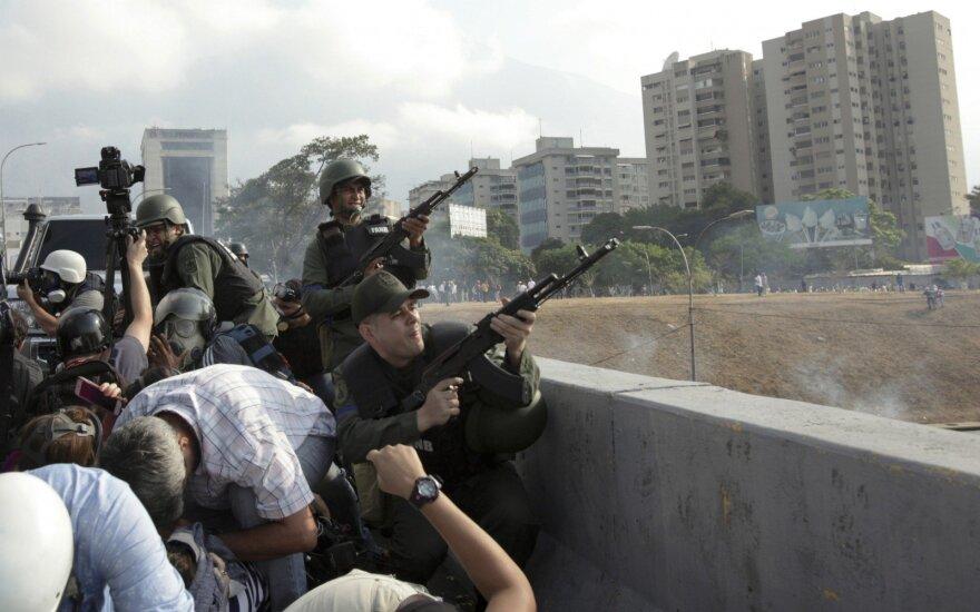 Противостояние США и России в Венесуэле обостряется