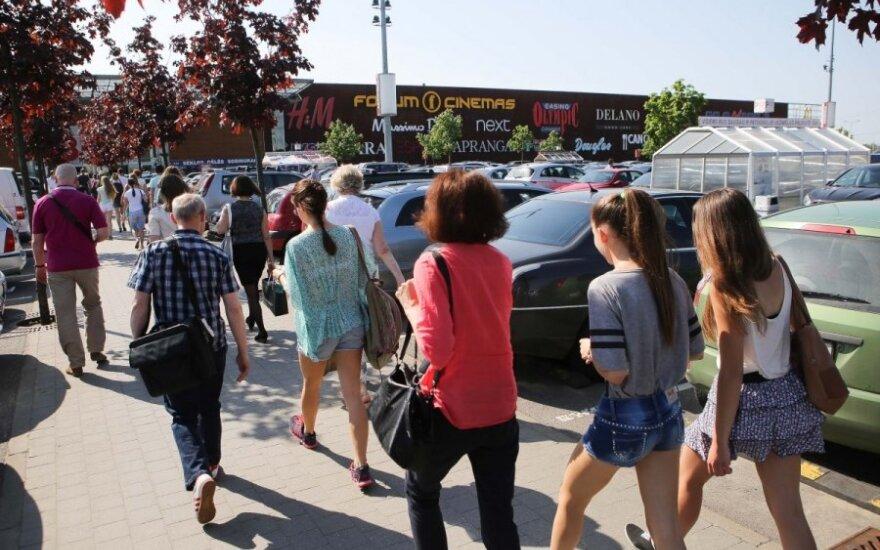 Останется ли Литва привлекательной для шопинг-туристов из Беларуси?