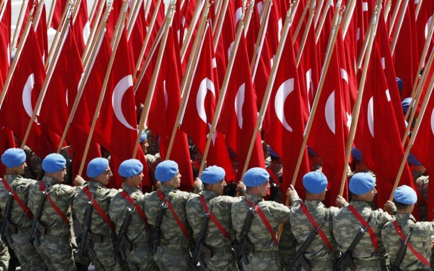 Турция нанесла удары по позициям боевиков ИГ в Сирии