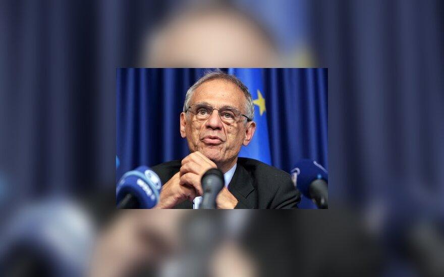 Министр финансов Кипра уходит со своего поста
