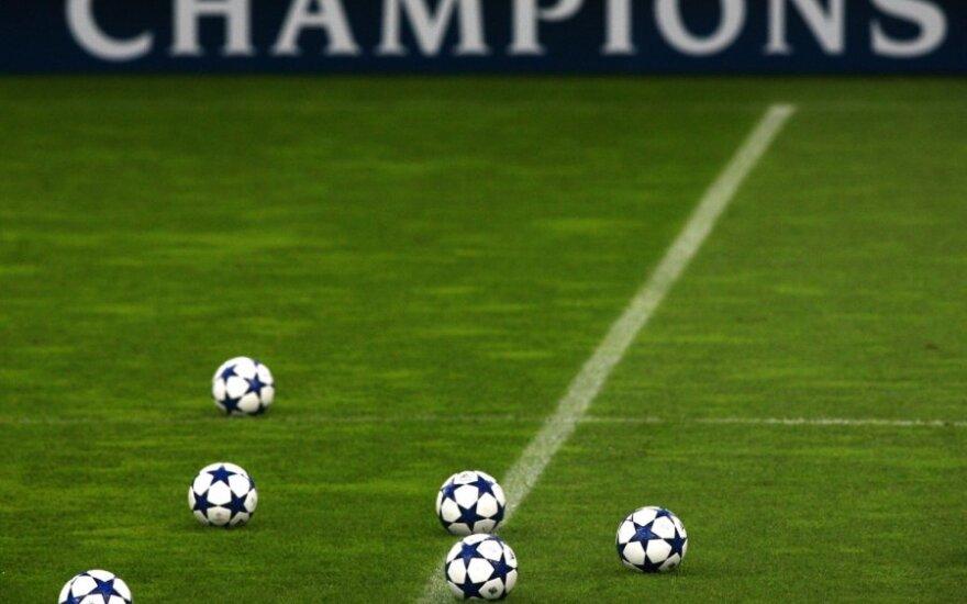 Стартовала Лига чемпионов сезона-11/12