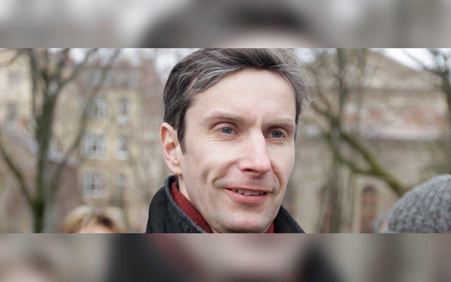 Несмотря на подписку о невыезде, Палецкис побывал в Латвии