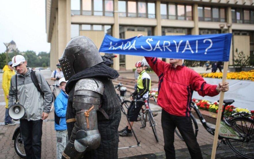 Велосипедисты возмущены: такого нет нигде в мире