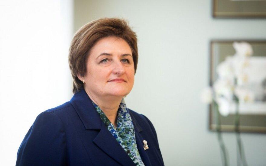 Loreta Graužinienė: Cytacka zwolniła się na rozkaz Tomaszewskiego