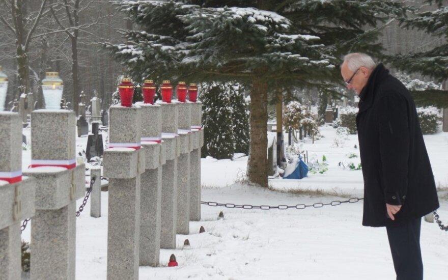 Ambasador RP upamiętnia 152. rocznicę wybuchu Powstania Styczniowego