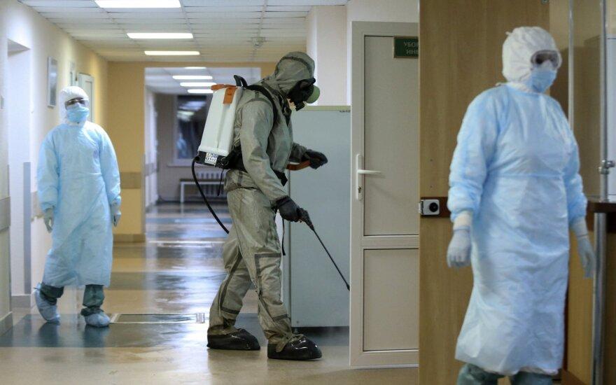 В Беларуси 26772 человека, зараженных COVID-19. Прирост за последние сутки — 947 случаев