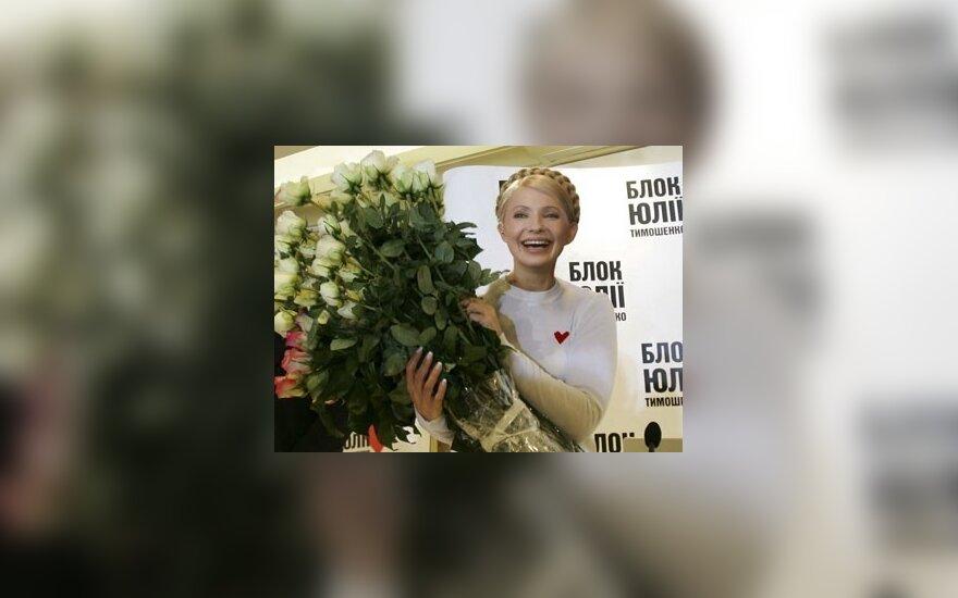 Тимошенко готова к выборам в президенты Украины