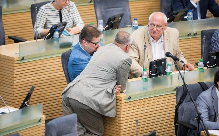 Оппозиция собрала подписи под обращением в Конституционный суд по пенсионной реформе