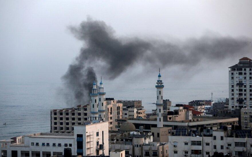 Izraelio antskrydis Gazoje