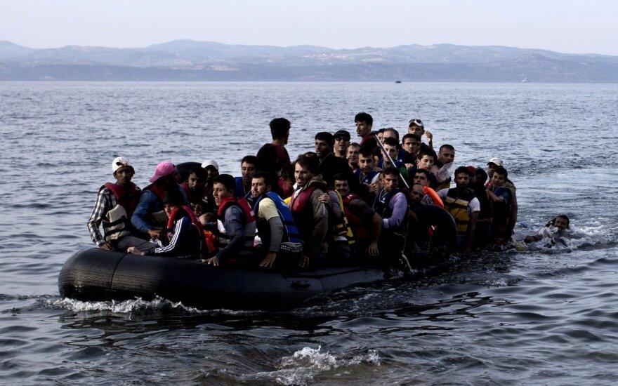 Берлин предлагает возвращать спасенных в море беженцев в Африку