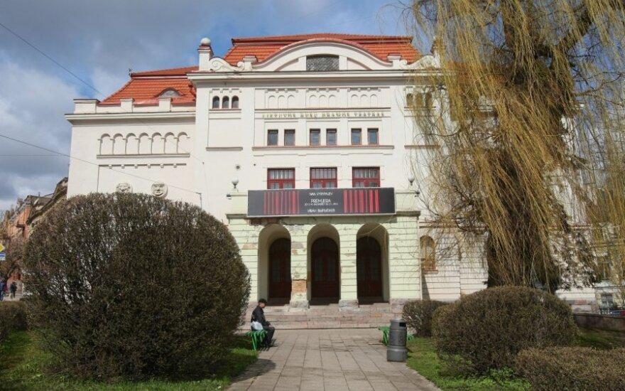 Павел Руднев: актуалии и маргиналии русского театра в Литве