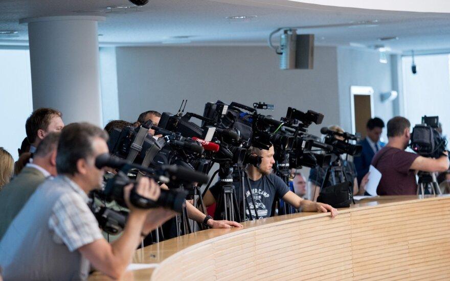 Депутаты парламента Литвы поручили Комитету по культуре исправить формулировку о запрещенной информации
