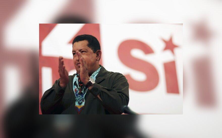 Чавес отказался от интеллектуальных дебатов
