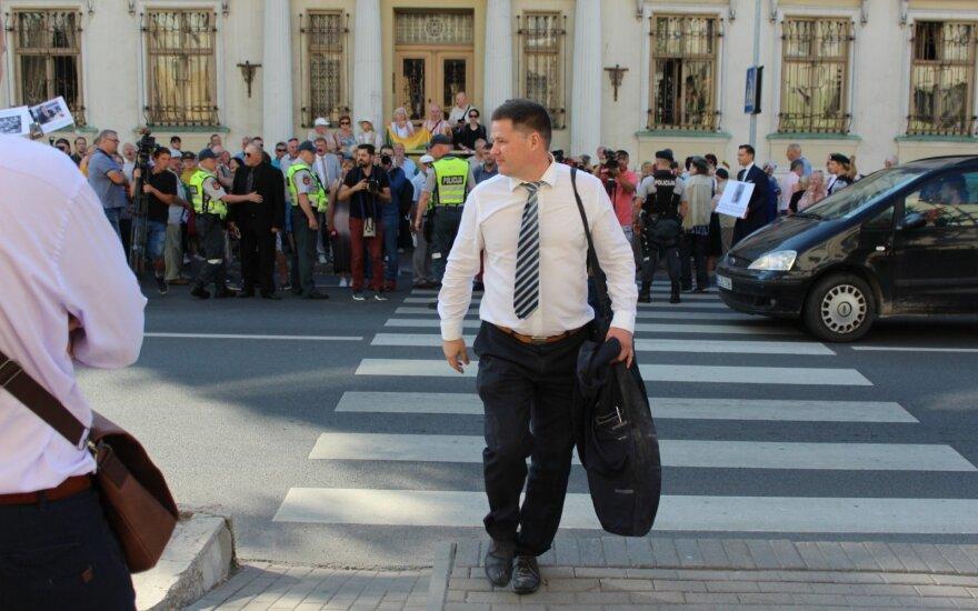 Началось рассмотрение дела Титова в суде